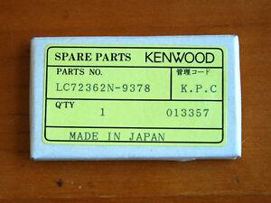 NOS Kenwood LC72362N-9378 single chip PLL microcontroller