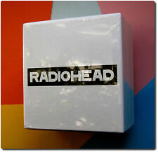 Radiohead , Radiohead ( 7 CD Album Box-Set Limited Edition )