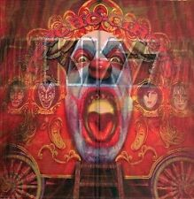 KISS - Psycho Circus [3D Cover, enhanced bonus material] (CD 1998, PolyGram)