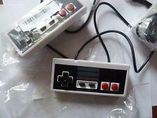2 Manettes Look Nintendo Classic Mini USB / PC / Cable 140 cm / Gaming Controler