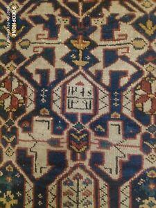 Tapis Caucasian Konaghend Kuba Mid 19th dated 1261 (=1844)