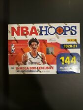 2020-2021 NBA HOOPS  Mega Box