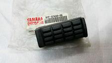 Broco 1 paio gomma anteriore del pedale del poggiapiedi Pedane Fit for Yamaha YBR 125