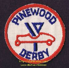 LMH PATCH Badge YMCA PINEWOOD DERBY Indian Princess Adventure Guides Explorers r