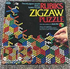 New Sealed Rubiks Zigsaw Puzzle Jigsaw Vintage Puzzle 16 x 20