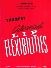 ADVANCED LIP FLEXIBILITIES FOR TRUMPET Colin