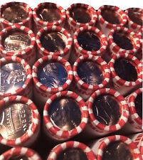 Lot Of Two 2020 P Uncirculated Penny Rolls (100 coins) 2020 Pennies