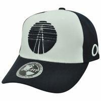 NCAA One Size Flex Fit Schoolcraft Ocelots Stretch Curved Bill Two Tone Hat Cap