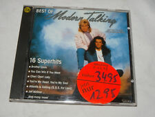 CD Modern Talking Best of - Dino 1988