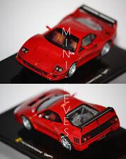 Hotwheels Elite Ferrari F40 Competizione 1988 rouge 1/43 X5507