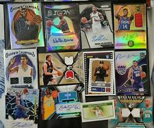 2018 19 20 Prizm Select Illusions Silver Mosaic Rookie Auto Optic 162 Card Lot