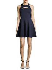 e97f85738df7 Cushnie et Ochs Women's Blue Valentina A-line Dress Sz 0 NWT 1,395 Navy