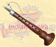Indian New Classical Musical Instrument Wind Shehnai for Weddings (Brown)Shahnai