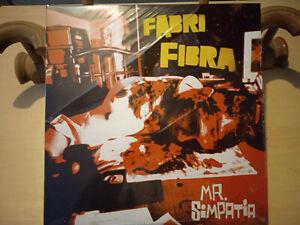 """Fabri Fibra – Mr. Simpatia  2 X LP 33"""" 2019  HH 3074, NO CD"""