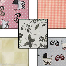 Gift Wraps And Tissue Papers For New Baby And Other Occasions