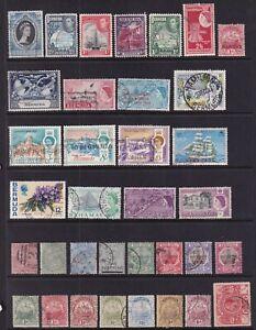 Bermuda Used Stamps