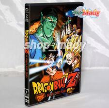 Dragon Ball Z Super Guy In The Galaxy DVD ESPAÑOL LATINO Region 4 NTSC