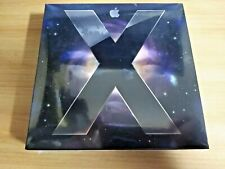 BRAND NEW & SEALED MAC OS X LEOPARD VERSION 10.5.1 OPERATING SYSTEM SOFTWARE DVD