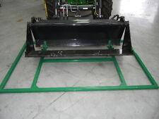 HAYES TRACTOR SMUDGE BAR 5FT 4 IN 1 FRONT END LOADER (BOBCAT/SKID STEER)