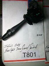 1998 Infiniti Q45 Headlight Head Lamp Turn Signal Switch OEM #T801