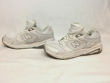 New Balance WW927WS Women's Athletic Walking Shoe White/Silver Size 6.5B US