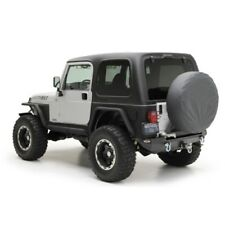 Smittybilt 76654 XRC Rear Swing Away Tire Carrier Only For 1987-1995 Jeep YJ