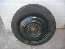 """1991 92 93 94 1995 SATURN 14"""" SPACE SAVER SPARE TIRE AND WHEEL"""