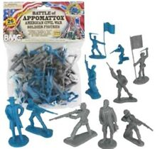 BMC American Civil War 54mm Battle of Appomattox Soldiers Set 40028 NEW!