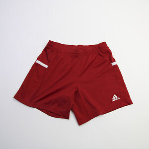 No Current Team adidas  Athletic Shorts Women's Red Used