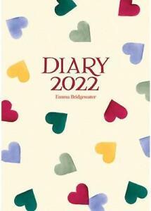 Emma Bridgewater 2022 A6 Diary - Polka Hearts