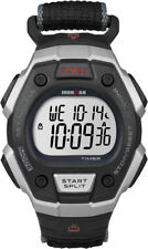 Timex T5K826, Men's Ironman 30-Lap Wrapstrap Watch, Alarm, Indiglo, T5K8269J
