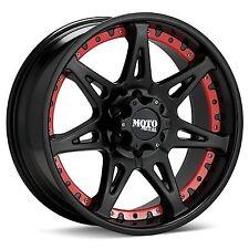 Moto Metal,18 inch MO961  18x9  Black Alloy Mag Wheel Rim