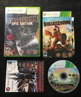 Bulletstorm Epic Edition — Complete With Manual! Free Shipping! (Xbox 360, 2011)