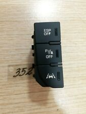 Citroen C5 X7 08-12 ESP Off Switch Parking Off Lane Departure Button 96645836ZD