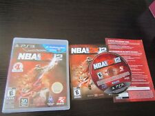 Playstation 3 PS3 NBA 2K12 complete and tested