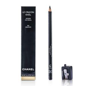 NEW Chanel Le Crayon Khol # 64 Graphite 1.4g Womens Makeup