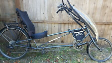2010 Easy Racer Tour Easy LE Recumbent with fairing - Medium/Large