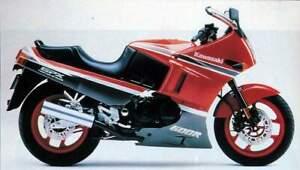 kit filtro aria + filtro olio Kawasaki GPX 600 750 R 1988 1989 1990 1991 1992