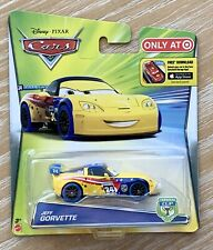 Disney Pixar Cars Target Exclusive Jeff Gorvette