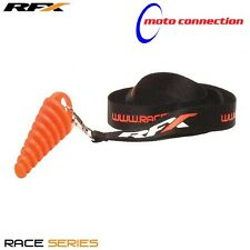 NEW RFX TWOSTROKE EXHAUST WASH BUNG WITH LANYARD FOR YAMAHA YZ125 YZ250 2002