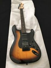 Fender Squier bullet HSS Stratocaster Electric Guitar Sunburst