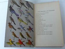 PETERSON  A FIELD GUIDE TO WESTERN BIRDS  HOUGTHON MIFFLIN CY 1941 USA