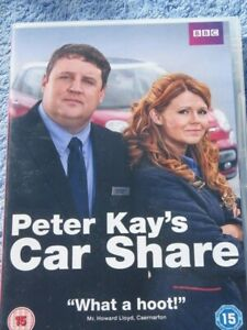 PETER KAY'S CARE SHARE - DVD