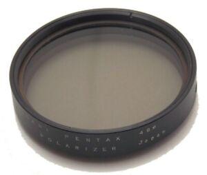 Vintage Genuine Asahi Pentax 49mm Polarizing Filter Made in Japan Used