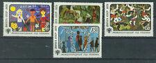 Russland Briefmarken 1979 Kinderzeichnungen Mi.Nr.4878-81 postfrisch