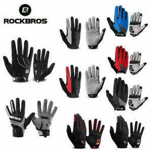 RockBros Full Finger Winter Thermal Gloves Gel Skiing Gloves Sport Gloves