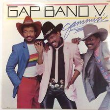 """Gap Band V Jammin' 33 RPM 12"""" Gap Band 1983 ShopVinyls.com"""