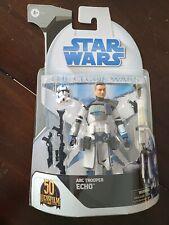 Star Wars The Black Series Target exclusive Clone Wars Arc Trooper Echo