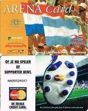 Arenakaart A027-01 25 gulden: Nederland-Argentinië