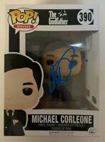 Al Pacino Signed FUNKO POP! #39 The Godfather Michael Corleone  COA Private Sign